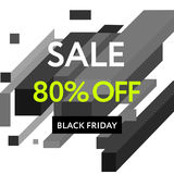 Sale web banners Royalty Free Stock Image