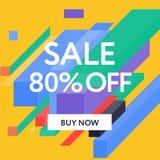 Sale web banners Stock Photos