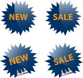 Sale web and print elements Stock Photo