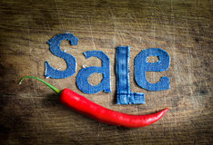 Sale word Stock Images