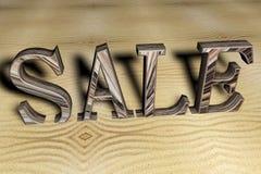Sale word Stock Photos