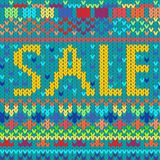 Sale word texture Royalty Free Stock Photography
