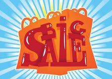 Sale wordmark Stock Images