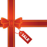 Sale wrapping Royalty Free Stock Image