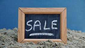 Sale written Royalty Free Stock Photo