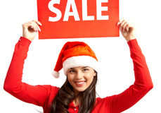 Sale before xmas Royalty Free Stock Image