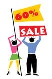 Sale3 Royalty Free Stock Photo