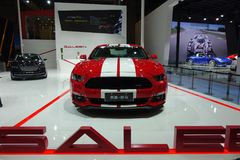 SALEE sport car Royalty Free Stock Images