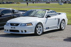 Saleen mustang Royalty Free Stock Photography