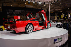 Saleen S7,2014 CDMS Imagem de Stock Royalty Free