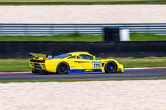 Saleen S7 race car Stock Image