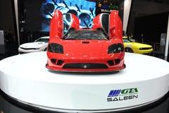 Free Saleen S7,Super Run,red,Beautiful Car Models Stock Photo - 69572750