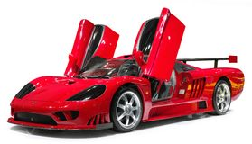 SALEEN supercar Stock Images