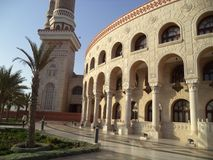 Saleh Mosque royaltyfria bilder