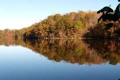 Salem湖 库存照片