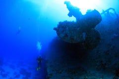 Salem-Eilschiffswrack im Roten Meer Stockfoto