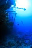 Salem-Eilschiffswrack im Roten Meer Stockbild