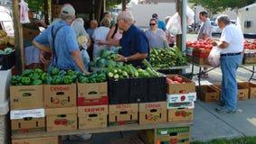Salem Farmers Market photo libre de droits