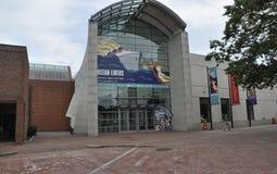 Salem, mA, le 1er juin : Bâtiment de musée de Peabody Essex de Salem dans l'état du comté d'Essex Massachusettes des Etats-Unis Images libres de droits