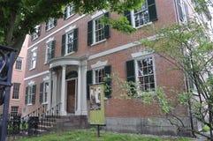 Salem, mA, le 1er juin : Bâtiment historique du centre de Salem dans l'état du comté d'Essex Massachusettes des Etats-Unis Photographie stock
