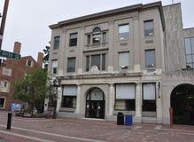 Salem, mA, le 1er juin : Le centre ville de bâtiment historique de Salem dans l'état du comté d'Essex Massachusettes des Etats-Un Photo stock
