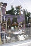 Salem, mA, le 1er juin : Le centre ville de fenêtre de boutique de souvenirs de Salem dans l'état du comté d'Essex Massachusettes Photo libre de droits