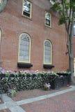 Salem, mA, le 1er juin : Détails du centre de bâtiment historique de Salem dans l'état du comté d'Essex Massachusettes des Etats- Photographie stock
