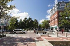 Salem Main Street Imagen de archivo