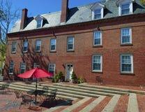 Salem Massachusetts Old Town Hall Arkivbild