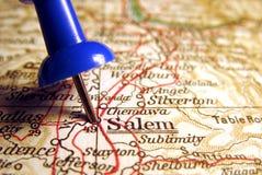 Salem, Oregon Imagen de archivo libre de regalías