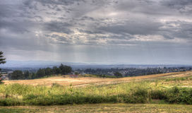 Salem, Oregon landscape Stock Images