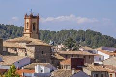 Salem, Spain Royalty Free Stock Photography