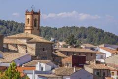 Salem, Spain Royalty Free Stock Photo