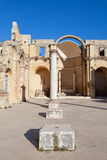 Salemi ruins, Sicily Royalty Free Stock Photo