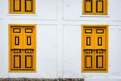 Salento Building Details Royalty Free Stock Photography