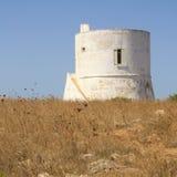 Salento landscape - Punta Pizzo Royalty Free Stock Photos