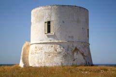 Salento landscape - Punta Pizzo Royalty Free Stock Photography