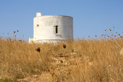 Salento landscape - Punta Pizzo Royalty Free Stock Image