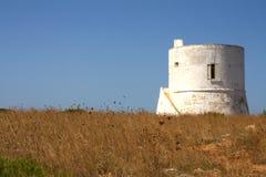 Salento landscape - Punta Pizzo Stock Image