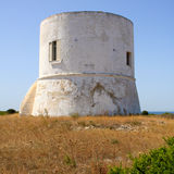 Salento landscape - Punta Pizzo Stock Photos