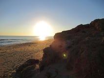 Salento plaża Zdjęcia Stock