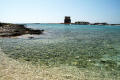 Salento postcard Royalty Free Stock Photos