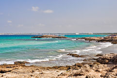 Salento's sea Stock Photos