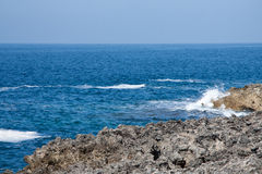 Salento sea Royalty Free Stock Photo