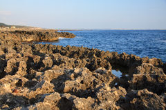 Salento sea Royalty Free Stock Images