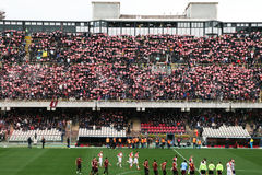 Salernitana flags Stock Photography