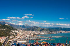 Salerno Stock Photo