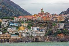 Salerno, Italia Fotografie Stock Libere da Diritti