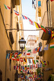 Salerno, Italy Royalty Free Stock Photos