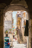 Salerno, Italy Royalty Free Stock Images
